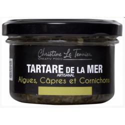 Tartare d'Algues et Condiments