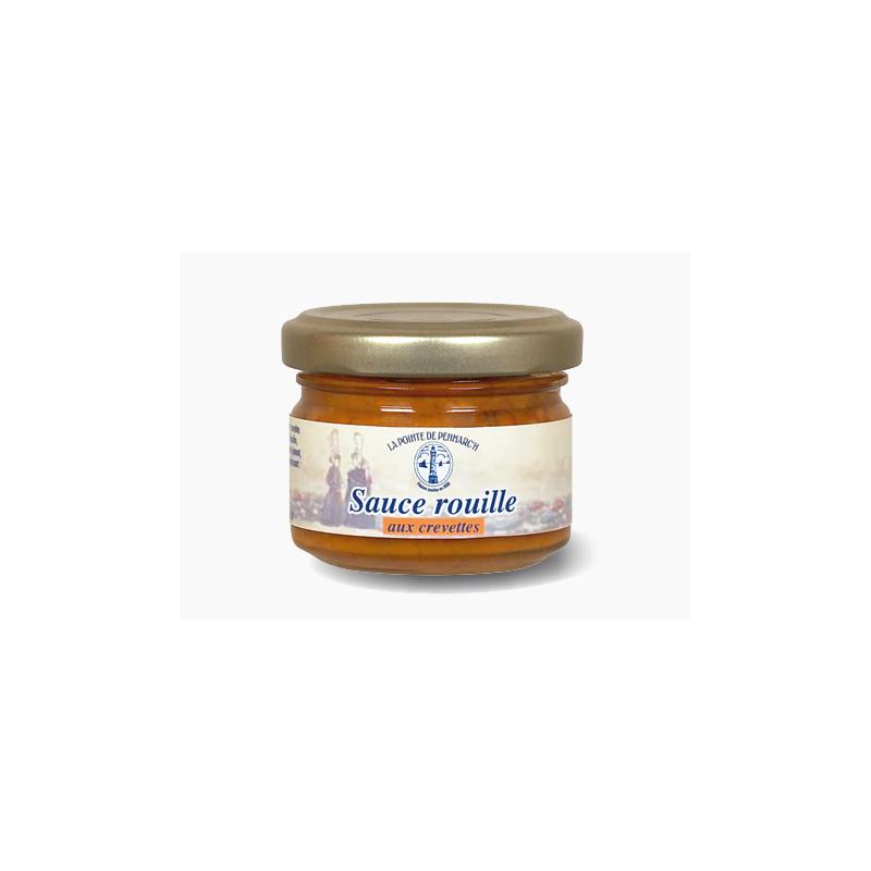Sauce Rouille aux Crevettes
