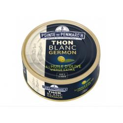 Thon Blanc Germon à l'Huile d'Olive