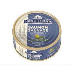 Saumon à l huile d olive