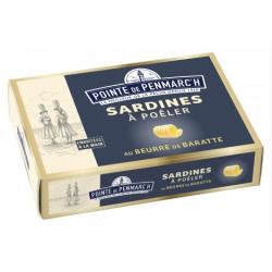 Sardines à Poêler au Beurre de Baratte
