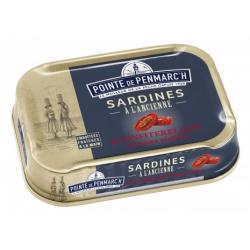 Conserves de Sardines à l'Huile d'Olive et Confiterelles