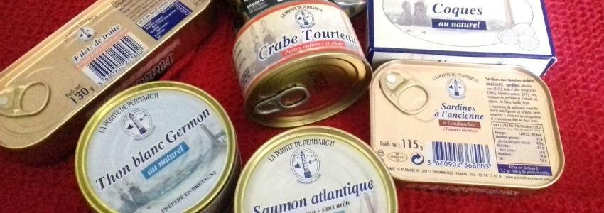 Conserve de Saumon